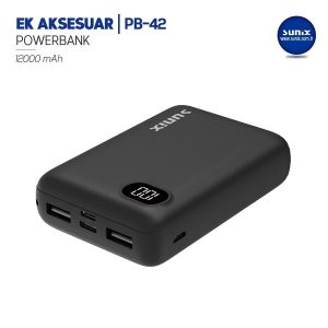 Sunix 12000 Mah Powerbank